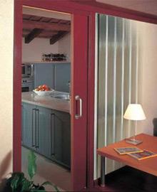 Puertas de madera de interior para palencia valladolid y - Puertas de madera clasicas ...